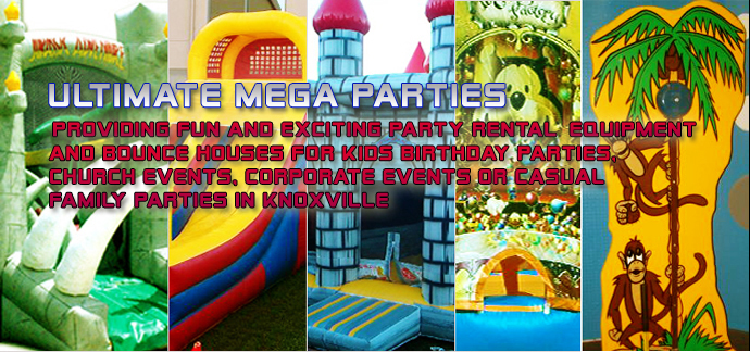 Ultimate Mega Parties Always Goes The Extra Mile To Serve All Of Our Customers